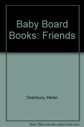 9780416056808: Baby Board Books: Friends