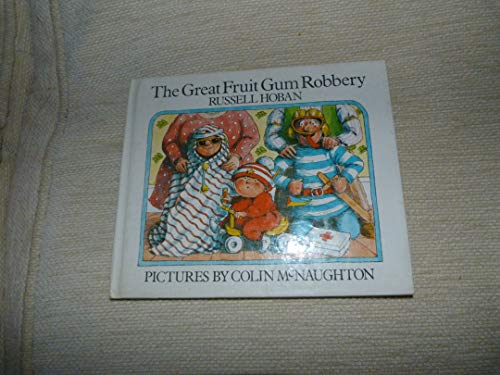9780416057904: The Great Fruit Gum Robbery