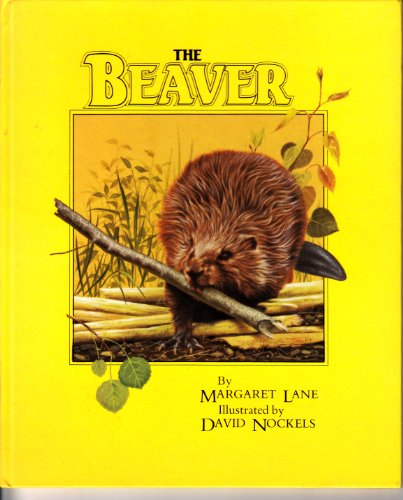 9780416058000: The Beaver (Animal Lives)