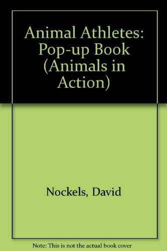 9780416058802: Animal Athletes: Pop-up Book (Animals in Action)