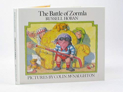 9780416059601: The Battle of Zormla