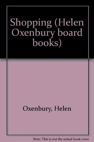 9780416060607: Shopping (Helen Oxenbury board books)