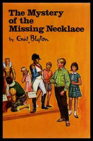 9780416072709: Mystery Missing Necklace 416164722