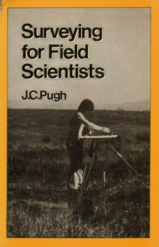 9780416075304: Surveying for field scientists