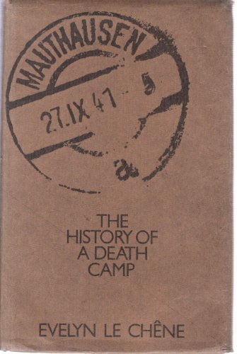 9780416077803: Mauthausen: The History of a Death Camp