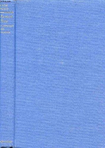 Bernard Shaw; Playwright and Preacher: Hugo, Leon