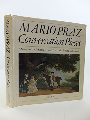 9780416079609: Conversation Pieces: A Survey of the Informed Group Portrait in Europe and America