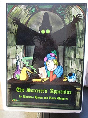 The Sorcerer's Apprentice (Picture Story Books): Hazen, Barbara Shook;