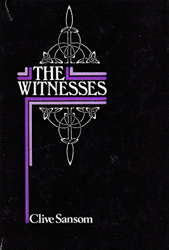 The Witnesses (0416083609) by Clive Sansom