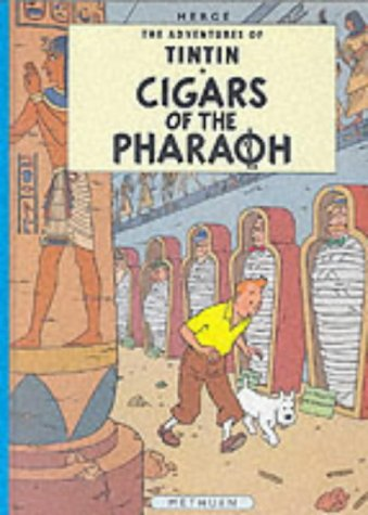 9780416088304: The Adventures of Tintin: Cigars of the Pharaoh