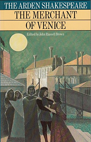 9780416101805: The Merchant of Venice