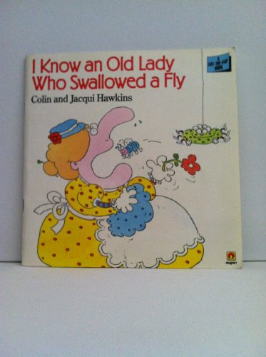 9780416102321 i know an old lady who swallowed a fly a magnet book