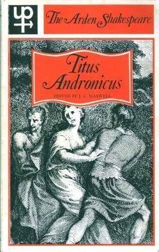9780416104301: Titus Andronicus (Arden Shakespeare)