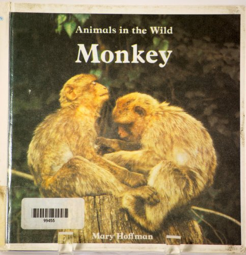 9780416116526: Animals in the Wild: Monkey (Animals in the Wild)