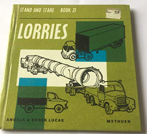 9780416119909: Lorries (Stand & Stare Books)