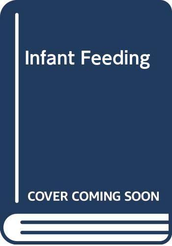 9780416121407: Infant Feeding