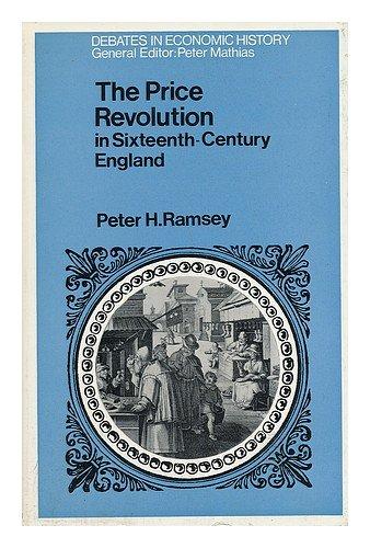 9780416121803: Price Revolution in Sixteenth Century England (Debates in Economic History)