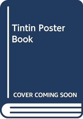 9780416121827: Tintin Poster Book