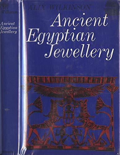 9780416126709: Ancient Egyptian Jewellery (Handbooks of Archaeology)