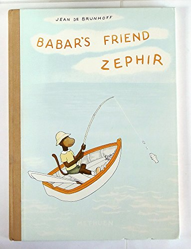 9780416130720: Babar's Friend Zephir