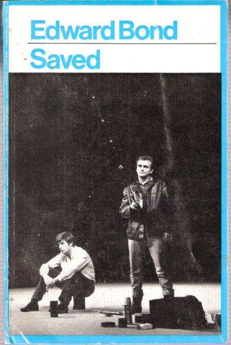 9780416138801: Saved (Modern Plays)