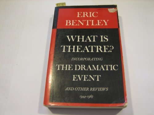 9780416142006: What is Theatre?