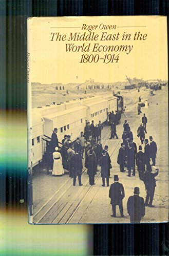 9780416142709: Middle East in the World Economy, 1800-1914
