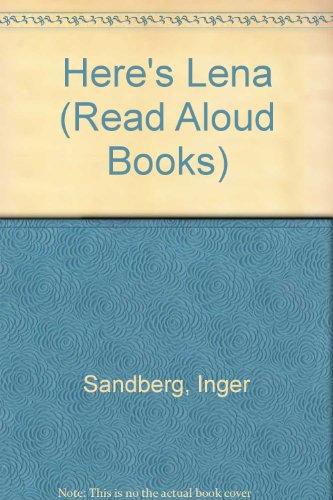 9780416143508: Here's Lena (Read Aloud Books)