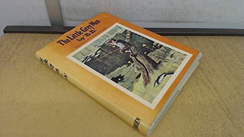 The Little Grey Men: B.B. (BB), illustrated