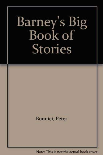 9780416152425: Barney's Big Book of Stories