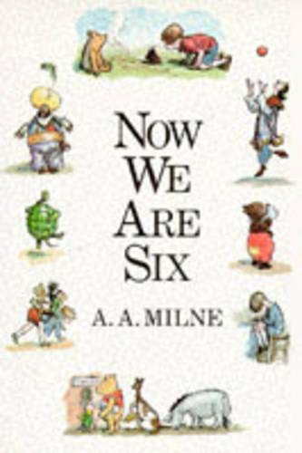 9780416153125: Now We Are Six (Winnie-the-Pooh)