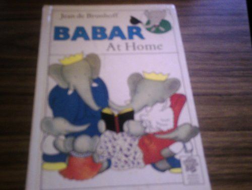 9780416154221: Babar at Home (Babar Pocket Books)