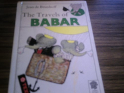 9780416154429: The Travels of Babar (Babar Pocket Books)