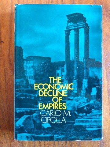 9780416160901: Economic Decline of Empires