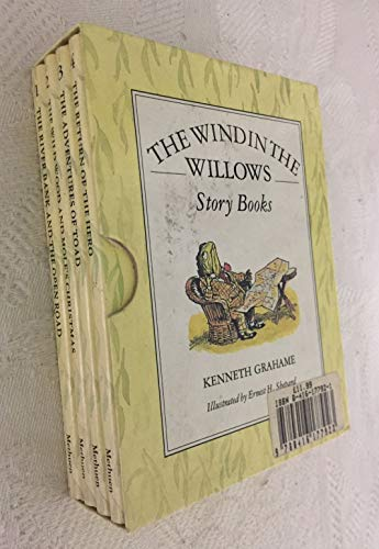 9780416166927: Wind in the Willows Story Books: Return of the Hero (