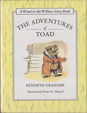Wind in the Willows Story Books: Adventures: Kenneth Grahame