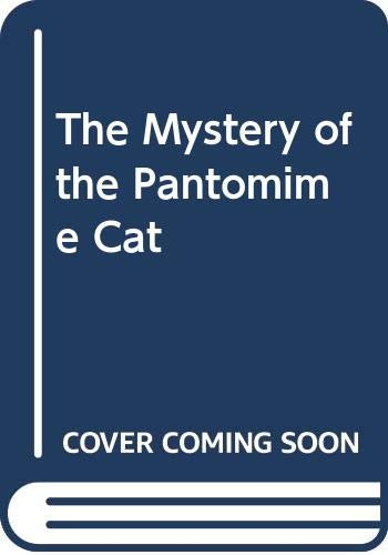 9780416170122: The Mystery of the Pantomime Cat