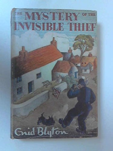 9780416170221: The Mystery of the Invisible Thief