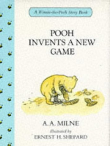 9780416171624: Pooh Invents a New Game