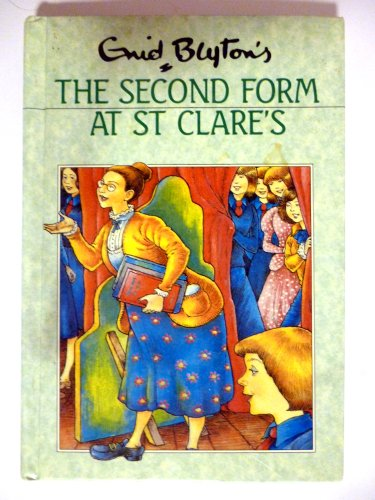 9780416173925: The Second Form at St.Clare's (Rewards)