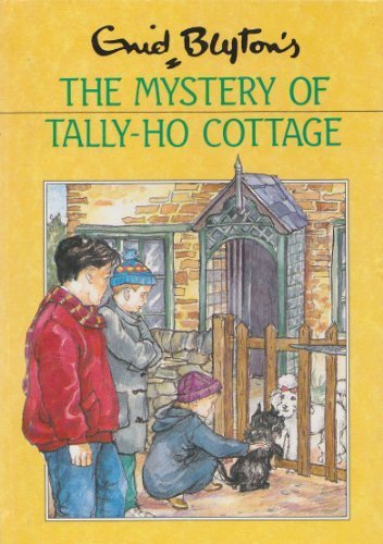 9780416174427: The Mystery of Tally-Ho Cottage (Rewards)