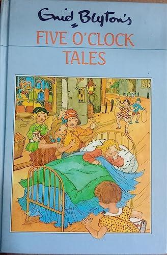 Five O'clock Tales (Rewards): Enid Blyton