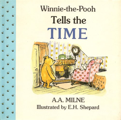 9780416177220: Winnie the Pooh Tells the Time