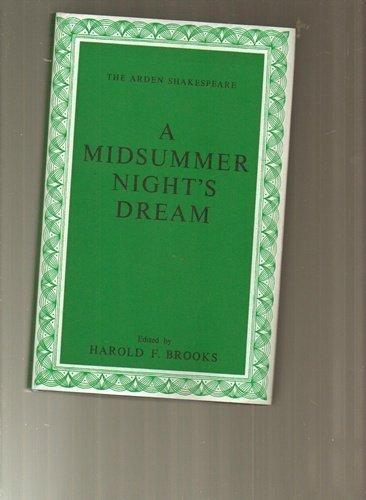 9780416179309: A Midsummer Night's Dream (The Arden Shakespeare)