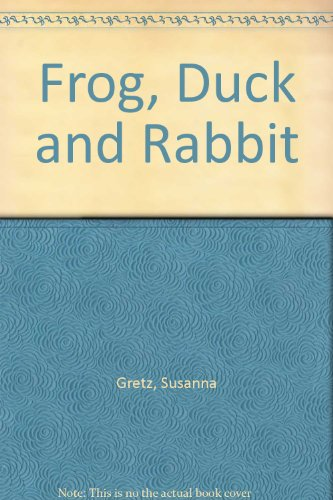 9780416183023: Frog, Duck and Rabbit