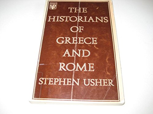 9780416183900: The Historians of Greece and Rome (University Paperbacks)