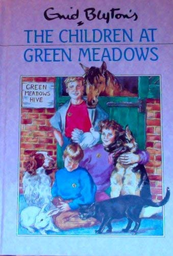 9780416186215: The Children at Green Meadows (Rewards)