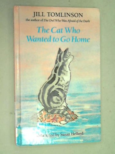 9780416186598: The Cat Who Wanted to Go Home