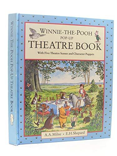 9780416186765: Winnie-the-Pooh Pop-up Theatre Book