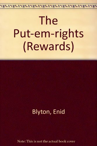9780416186772: The Put-em-rights (Rewards)